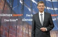 2011 startete seine neue ARD-Talkshow, die in Berlin aufgenommen wird. (Bild: Keystone)