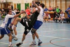 300 Zuschauer verfolgten die Partie in der Oberei. (Bild: Roger Zbinden/Neue LZ)