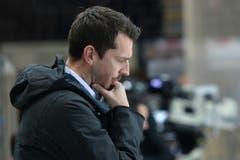 Nachdenklich: Berns Trainer Lars Leuenberger. (Bild: Daniel Teuscher/EQ Images)