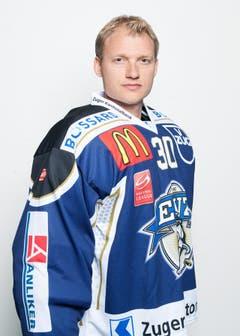 #30 Makkanen Jussi (36), Torhüter, 1.83 m, 83 kg. (Bild: pd)