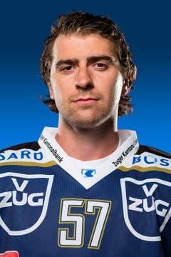 Fabian Schnyder, # 57 / Alter: 26 / Masse: 1,74m, 80kg / Vertrag bis 2015 (Bild: EVZ)