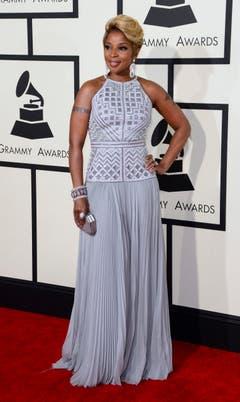 Mary J Blige. (Bild: Keystone)