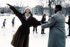 1996 erschien Houstons dritter Film «Rendezvous mit einem Engel», zu dem sie den kompletten Soundtrack «The Preacher's Wife» beisteuerte. (Bild: Imago)