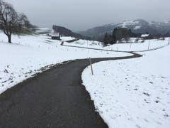 Wanderung 22.02.2018 (Bild: Gianni Amstutz)