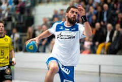 Topskorer Vukasin Stojanovic. (Bild: Eveline Beerkircher / Neue LZ)
