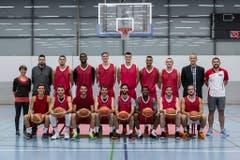 Das Team von Swiss Basket Central. (Bild: PD/Urs Güttinger)