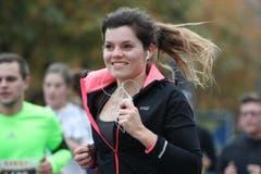 Die Läuferinnen und Läufer sind unterwegs (Bild: Philipp Schmidli/LZ)