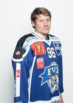 #90 Brunner Damien (25), Stürmer, 1.80 m, 84 kg. (Bild: pd)