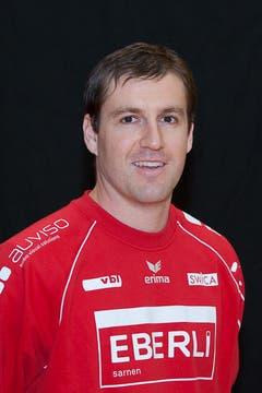 #12 Roman Schelbert, 185 cm, 80kg, (Bild: HC Kriens-Luzern / Fabienne Krummenacher)