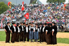 SWITZERLAND UNSPUNNENFEST UNSPUNNENSCHWINGET (Bild: Keystone)