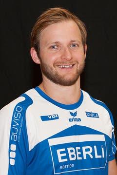 #38 Thomas Hofstetter, 190 cm, 95 kg (Bild: HC Kriens-Luzern / Fabienne Krummenacher)