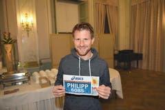Philipp Bowald, Stadt Luzern: «Als ehemaliger Fussballer habe ich mit dem Laufen eine neue Leidenschaft. Der Marathon in Luzern ist für mich immer ein Highlight. Ich bin bereits zum sechsten Mal dabei.» (Bild: Michael Wyss)