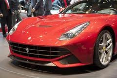 Der neue Ferrari F12 Berlinetta (Bild: Keystone)
