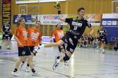 Michael Portmann vom HC Kriens-Luzern. (Bild: Pius Amrein/Neue LZ)