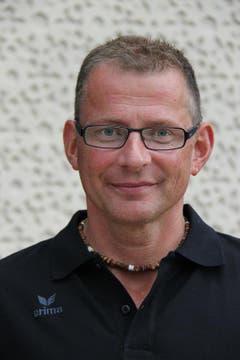 René Bieri, Teambetreuer (Bild: HC Kriens-Luzern / Fabienne Krummenacher)