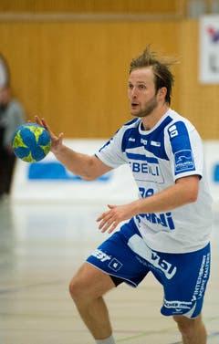 Thomas Hofstetter vom HCK (Bild: Eveline Beerkircher / Neue LZ)