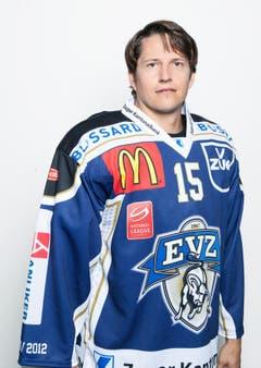#15 Lindemann Sven (33), Stürmer, 1.76 m, 80 kg. (Bild: pd)