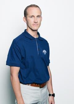 Lampert Stefan (33), Physiotherapeut. (Bild: pd)