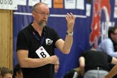 Der Krienser Trainer Torben Winther. (Bild: Philipp Schmidli / Neue LZ)