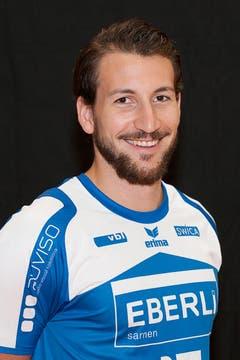 #15 Fabio Baviera, 191 cm, 94 kg (Bild: HC Kriens-Luzern / Fabienne Krummenacher)