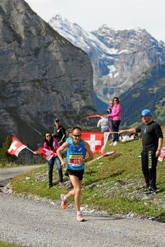 Röthin oberhalb der Wengeneralp (Bild: Swiss Image / Remy Steinegger)