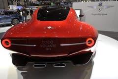 Der neue Touring Superleggera Disco Volante 2012 (Bild: Keystone)
