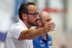 Der Krienser Teammanager Nick Christen. (Bild: Philipp Schmidli / Neue LZ)