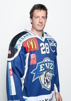 #28 Oppliger Patrick (36), Stürmer, 1.81, 85 kg. (Bild: pd)