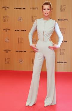 Model Toni Garrn (Bild: EPA / Jörg Carstensen)