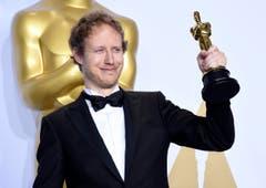 """""""Son of Saul"""" ist der Beste nicht-englischsprachige Film. Regie geführt hat László Nemes. (Bild: Keystone/EPA/Paul Buck)"""