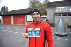 Florian Warkus, St. Blasien, Deutschland: «Ich komme aus dem Schwarzwald und wollte unbedingt einmal in Luzern starten. St. Blasien liegt ja nur 90 Autominuten von Luzern entfernt.» (Bild: Michael Wyss)