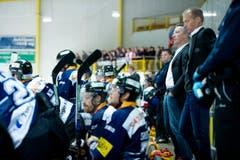 Zug-Trainer Harold Kreis (Bild: Corinne Glanzmann)