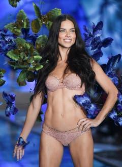 Adriana Lima. (Bild: Keystone)