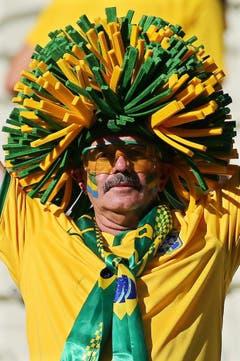 FUSSBALL, VIERTELFINAL, BRA COL, BRASILIEN KOLUMBIEN, FIFA WM, FIFA WM 2014, FUSSBALL WELTMEISTERSCHAFT, WM2014, FIFA SOCCER WORLD CUP 2014, (Bild: Keystone)