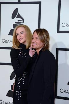 Nicole Kidman und ihr Mann Keith Urban. (Bild: Keystone)
