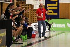 Torben Winther, Trainer HC Kriens-Luzern.