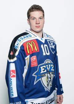 #10 Lammer Dominic (18), Stürmer, 1.69 m, 66 kg. (Bild: pd)