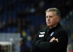 Zug-Trainer Doug Shedden. (Bild: Keystone)