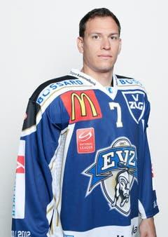 #7 Christen Björn (31), Stürmer, 1.83 m, 90 kg. (Bild: pd)