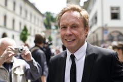 Der deutsche Sänger Peter Kraus. (Bild: Keystone)