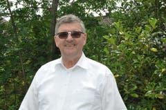 Hanspeter Egli, ehemaliger Direktor Olma Messen St.Gallen, Andwil. (Bild: pd)