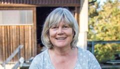 Susanne Milz, Trainerin Rennsäuli, Bissegg. (Bild: Reto Martin)