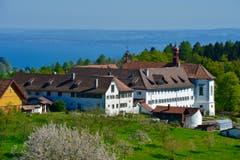 Das Kloster Notkersegg. (Bild: Klaus Stadler)