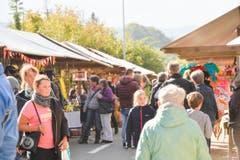Herbstmarkt Hohentannen (Bild: Donato Caspari)