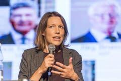 Kandidatin Sonja Lüthi (GLP). (Bild: Hanspeter Schiess)