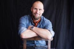 Marco Büchel, Ex-Skirennfahrer, Triesenberg (FL). (Bild: Matthias Kummer)