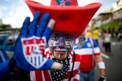 Brazil WCup Soccer US Belgium (Bild: Keystone)
