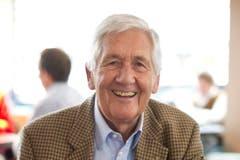 René Käppeli, ehemaliger Direktor Olma Messen St.Gallen, St.Gallen. (Bild: Urs Bucher)