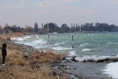 Nicht am Meer, sondern am Bodensee, genauer in Horn. (Bild: Jiri Konopka)