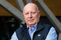 Platz 3: Der Industrielle Thomas Schmidheiny aus Rapperswil-Jona mit einem Vermögen von 4 bis 4,5 Milliarden Franken. (Bild: pd)